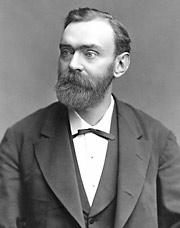 Fot. Alfred Nobel, źródło: www.nobelprize.org